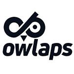 mini logo owlaps noir