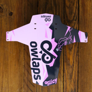 owlaps-slicy-mudguard-ultimate-pink