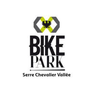 logo bikepark serre chevalier