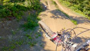 Châ-Nada video from Châtel bike park