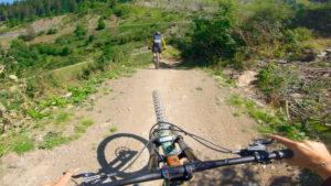 Vink Line video from Châtel bike park