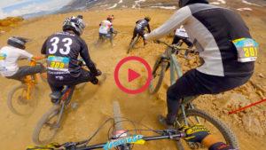 Vidéo Maxiavalanche Alpe d'Huez 2020 avec Morgane Such