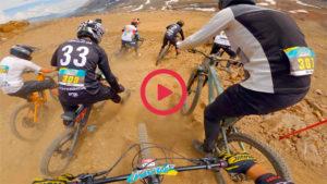 Vidéo Maxiavalanche Alpe d'Huez 2020 avec Damien Desbrosses
