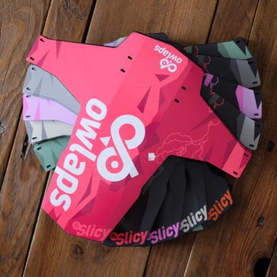 Slicy mudguard - owlaps designs